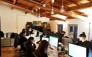 Foto del coworking Campus Coworking Milano_20-1