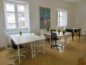 Foto del coworking Factory accademia_3
